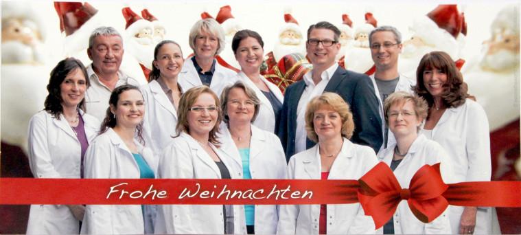 Neue Apothe Mahlow Weihnachtsbild Copyright weseetheworld / pixelproHD - Fotolia.com